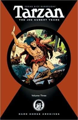 Tarzan: The Joe Kubert Years, Volume 3