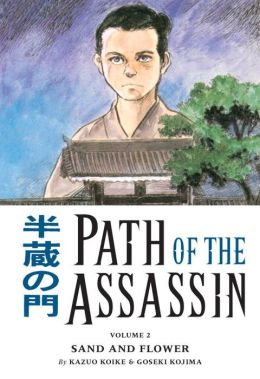 Path of the Assassin, Volume 2: Sand and Flower