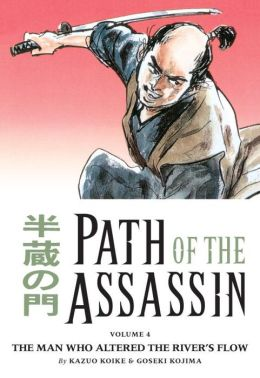 Path of the Assassin, Volume 4