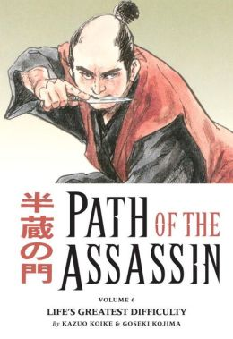 Path of the Assassin, Volume 6