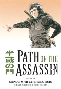 Path of the Assassin, Volume 8