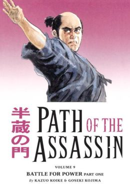 Path of the Assassin, Volume 9