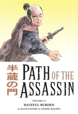 Path of the Assassin, Volume 13