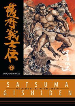 Satsuma Gishiden, Volume 2