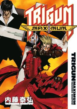 Trigun Maximum, Volume 9: LR