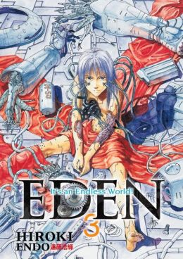 Eden: It's an Endless World!, Volume 3