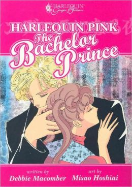 Harlequin Pink #2: The Bachelor Prince (Ginger Blossom Mangas Series)