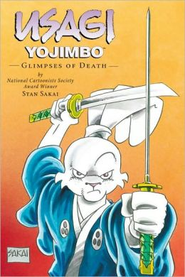 Usagi Yojimbo, Volume 20: Glimpses of Death