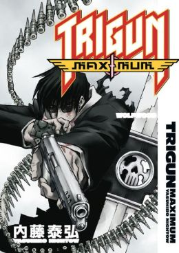 Trigun Maximum, Volume 10: Wolfwood