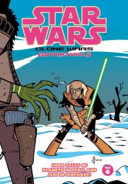 Star Wars Clone Wars Adventures, Volume 6