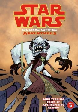 Star Wars Clone Wars Adventures, Volume 8