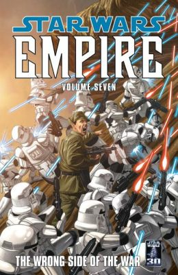 Star Wars Empire, Volume 7: The Wrong Side of the War