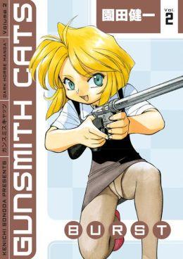 Gunsmith Cats: Burst, Volume 2