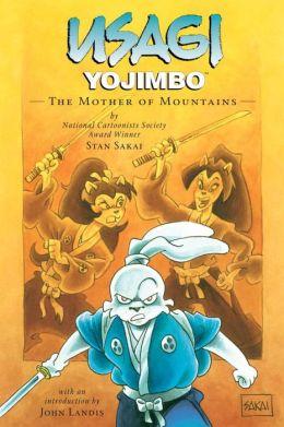 Usagi Yojimbo, Volume 21: The Mother of Mountains