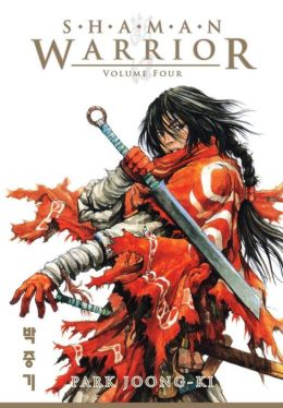 Shaman Warrior, Volume 4