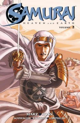 Samurai: Heaven and Earth, Volume 2