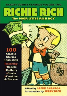Harvey Comics Classics, Volume 2: Richie Rich