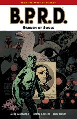 B.P.R.D., Volume 7: Garden of Souls