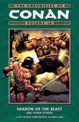 The Chronicles of Conan, Volume 14