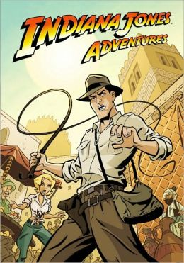 Indiana Jones Adventures, Volume 1