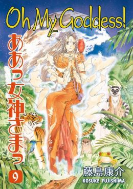 Oh My Goddess, Volume 9