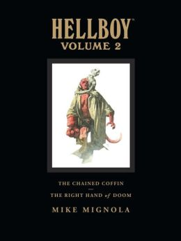 Hellboy Library Edition, Volume 2: The Chained Coffin and Others, The Right Hand of Doom