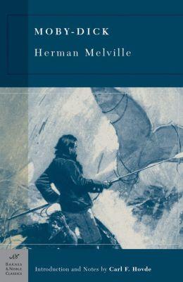 Moby Dick (Barnes & Noble Classics Series)