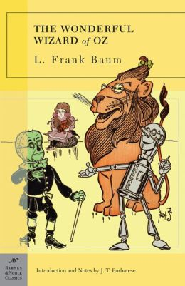 The Wonderful Wizard of Oz (Barnes & Noble Classics Series)