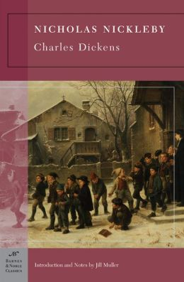 Nicholas Nickleby (Barnes & Noble Classics Series)