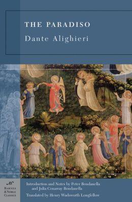 The Paradiso (Barnes & Noble Classics Series)