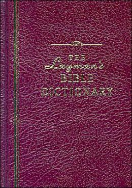 Layman's Bible Dictionary Deluxe