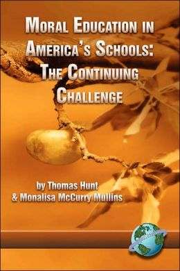 Moral Education In America's Schools
