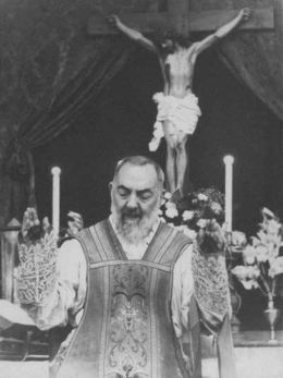 A Rare Recording of Padre Pio