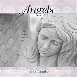2012 Angels Wall Calendar