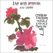2012 Live With Intention Mini Wall Calendar