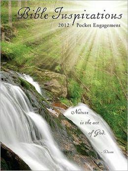 2012 Bible Inspirations Pocket Engagement Calendar