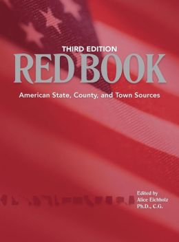 Ancestry's Red Book: American State, Country and Town Sources