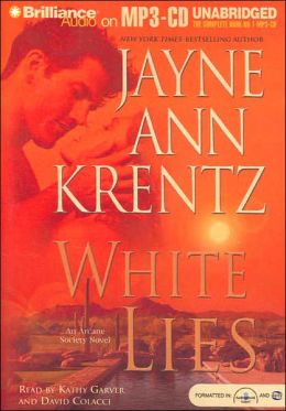 White Lies (Arcane Society Series #2)