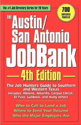 The Austin/San Antonio Jobbank