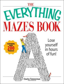 Everything Mazes Book