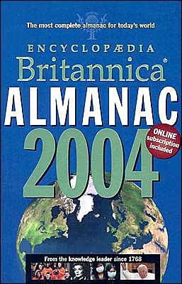 Encyclopedia Britannica Almanac 2004