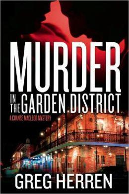 Murder in the Garden District (Chanse MacLeod Series #5)