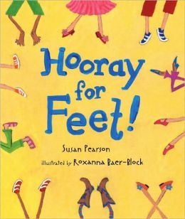 Hooray for Feet!
