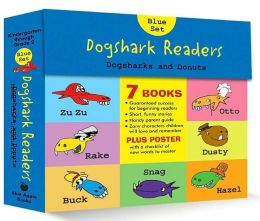 Dogshark Readers: Blue Set