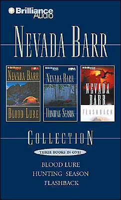 Nevada Barr Collection: Blood Lure/Hunting Season/Flashback