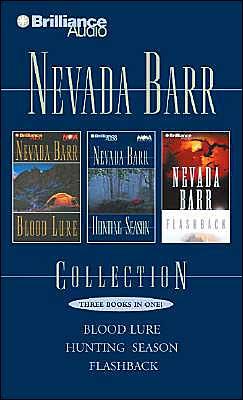 Nevada Barr Collection: Blood Lure/Hunting Season/Flashback