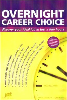 Overnight Career Choice: Discover Your Ideal Job in Just a Few Hours
