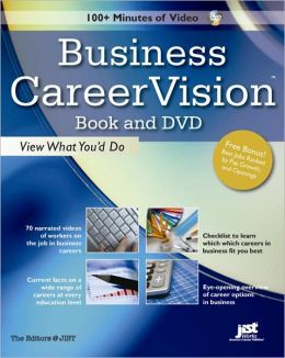 Business Careervision Book and DVD: View What You'd Do