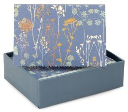 Twilight Garden Note Cards Set of 14