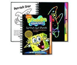 Scratch & Sketch Spongebob Squarepants